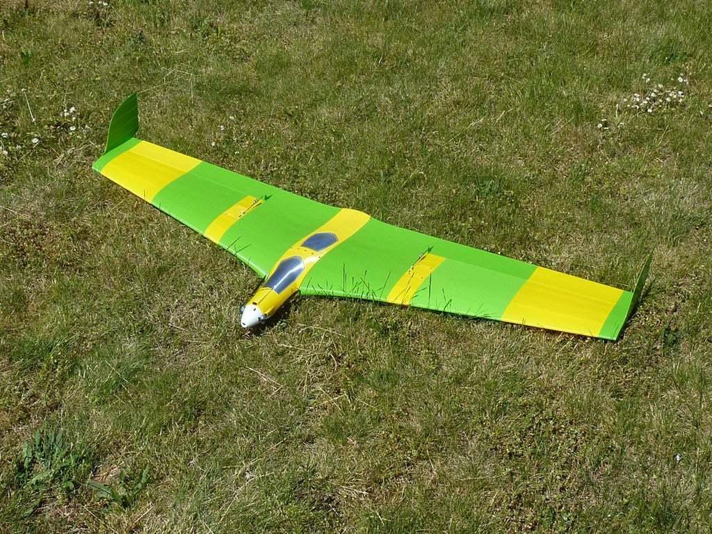 Buratinu_1150.jpg Télécharger fichier STL gratuit Aile volante Buratinu 1150 • Design pour imprimante 3D, wersy