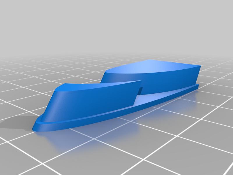 mount_1.png Download free STL file Leading-Edge Slats for Horten Wing Stiletto • 3D printer model, wersy