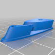 mount_3.png Download free STL file Leading-Edge Slats for Horten Wing Stiletto • 3D printer model, wersy