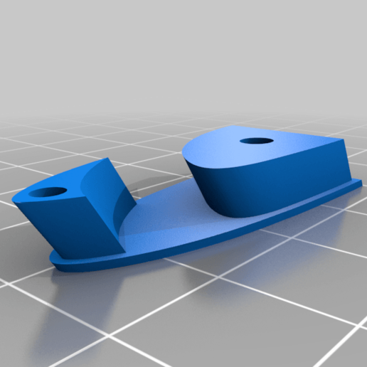 mount_2.png Download free STL file Leading-Edge Slats for Horten Wing Stiletto • 3D printer model, wersy
