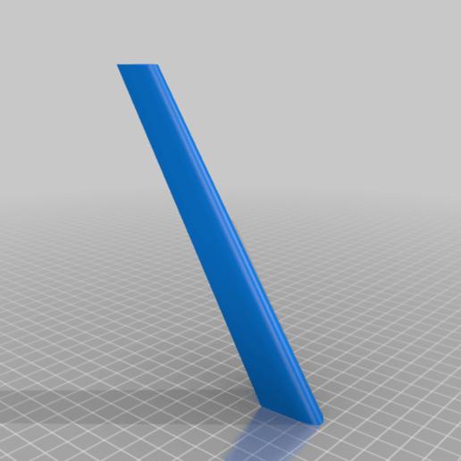 inner_wing_1.png Download free STL file Leading-Edge Slats for Horten Wing Stiletto • 3D printer model, wersy