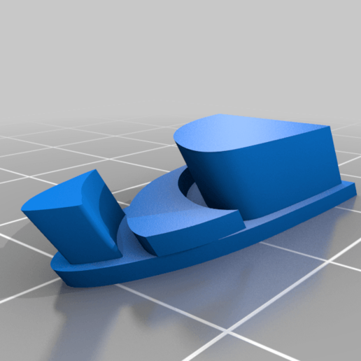 mount_4.png Download free STL file Leading-Edge Slats for Horten Wing Stiletto • 3D printer model, wersy