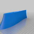 Download free STL file Flying Wing Buratinu Midi 1000 • 3D printing template, wersy