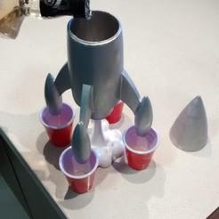 3D printer file Rocket Shot_er, cova321