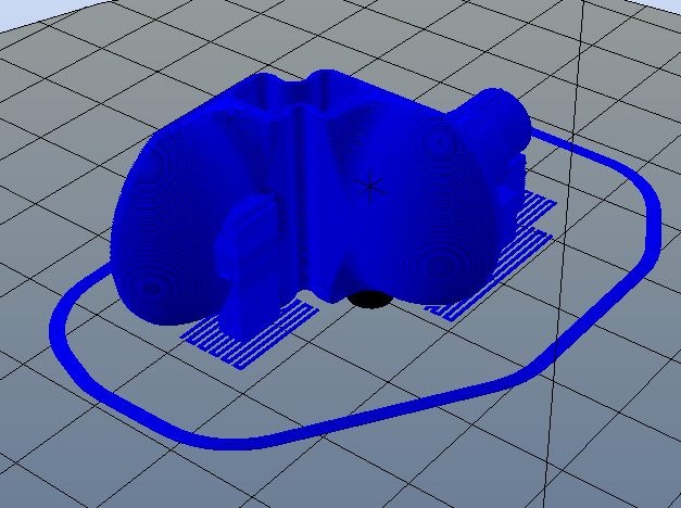 Capture1.PNG Download free STL file Part for FLEXA bed • 3D printing object, Yvius