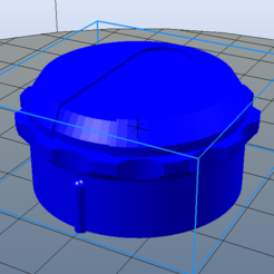 Download free 3D printing files Oven knob, Yvius