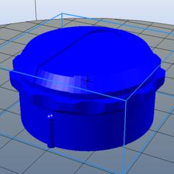 Descargar Modelos 3D para imprimir gratis Perilla del horno, Yvius