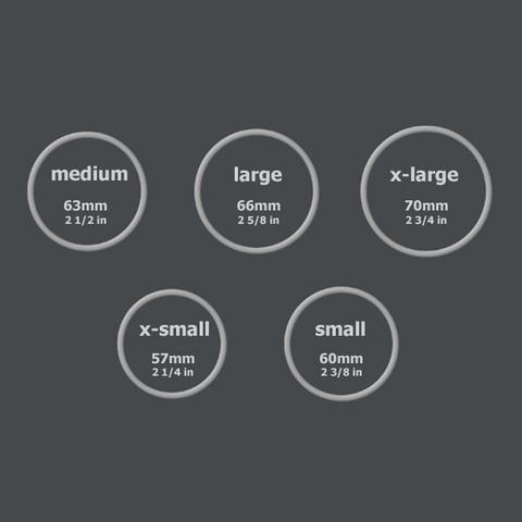 4.jpg Download STL file Bangle - Medium • 3D printable model, djgeenen