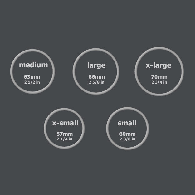 4.jpg Download STL file Bangle - XLarge • 3D printable template, djgeenen