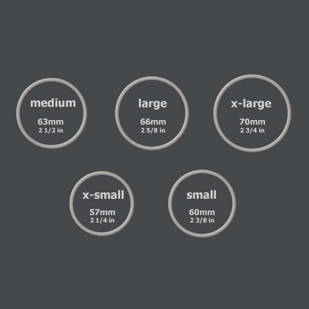 4.jpg Download STL file Bangle-XSmall • 3D printable model, djgeenen