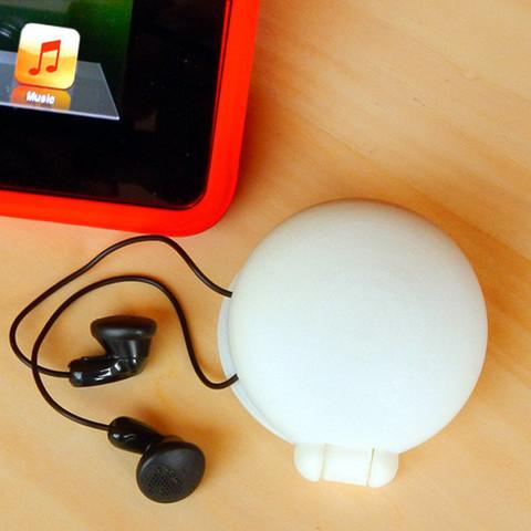 3D printer models Ear Bud Case, djgeenen
