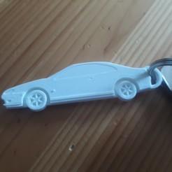 20200721_181629.jpg Télécharger fichier STL Porte cle peugeot 406 coupé • Design pour impression 3D, ayrton
