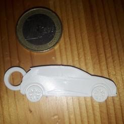 20200725_204242.jpg Télécharger fichier STL Porte cle renault Clio 5 • Design pour imprimante 3D, ayrton