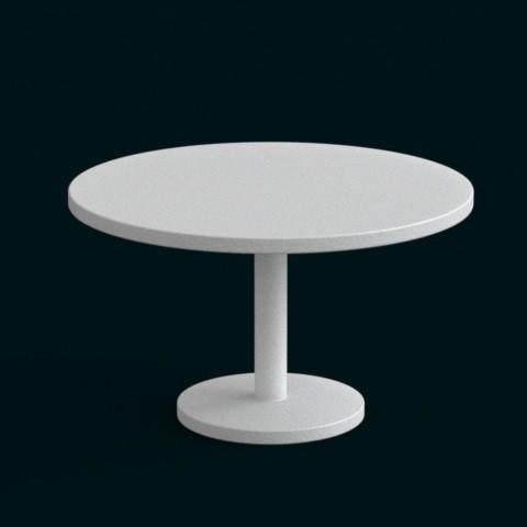Download 3D printer designs 1:10 Scale Model - Table 03, sidnaique