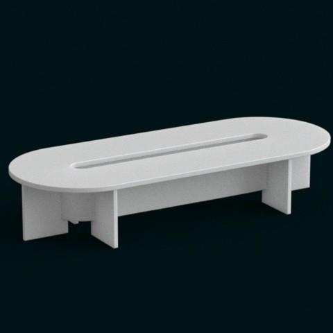 3D file 1:10 Scale Model - Table 05, sidnaique