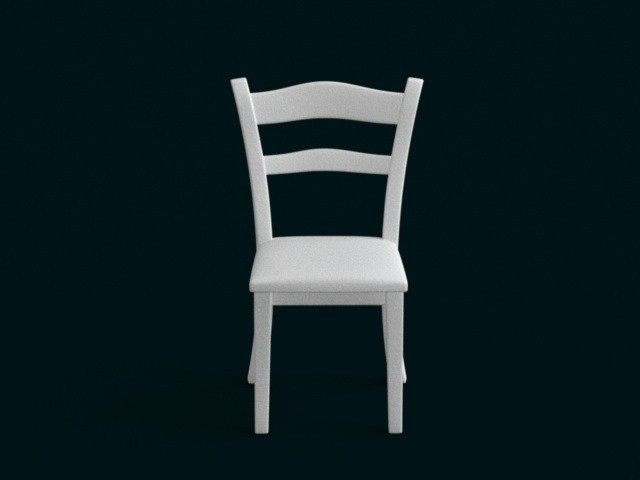 02.jpg Download STL file 1:10 Scale Model - Chair 01 • 3D printable object, sidnaique