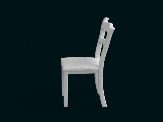 03.jpg Download STL file 1:10 Scale Model - Chair 01 • 3D printable object, sidnaique