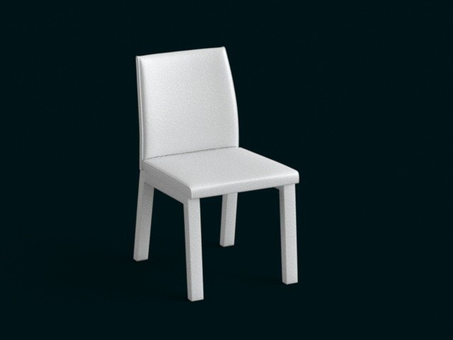 01.jpg Download STL file 1:10 Scale Model - Chair 05 • 3D printing model, sidnaique