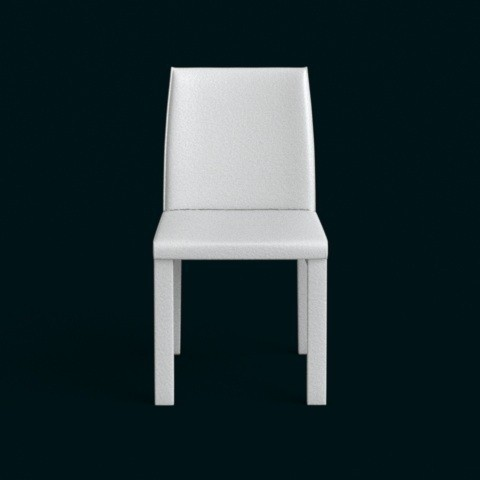 02.jpg Download STL file 1:10 Scale Model - Chair 05 • 3D printing model, sidnaique