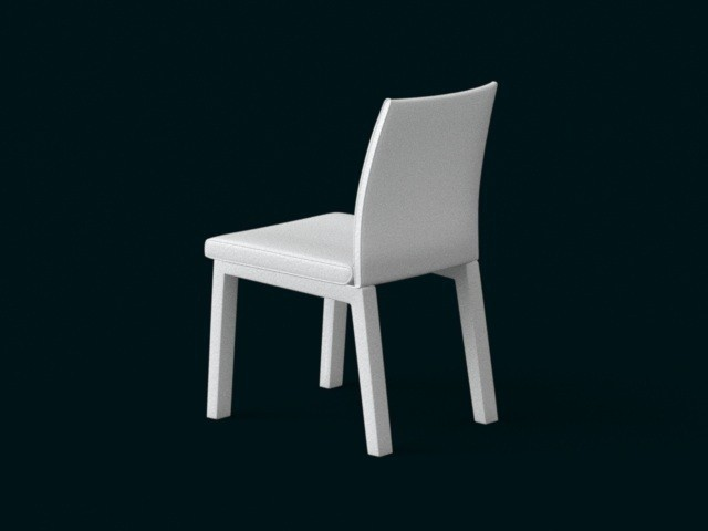 04.jpg Download STL file 1:10 Scale Model - Chair 05 • 3D printing model, sidnaique