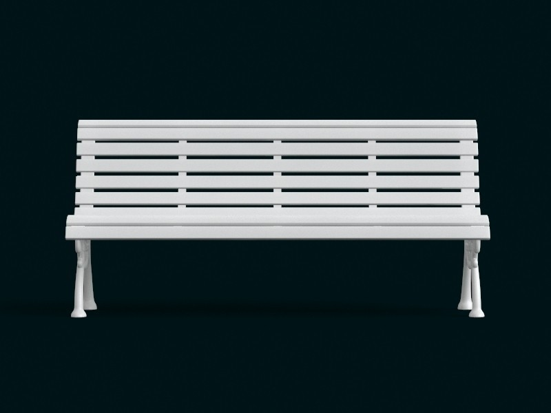 03.jpg Download STL file 1:10 Scale Model - Bench 02 • 3D printing template, sidnaique