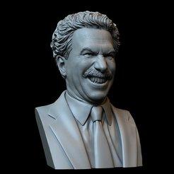 Borat02.jpg Télécharger fichier STL Borat Sagdiyev (Sacha Baron Cohen) • Design pour impression 3D, sidnaique
