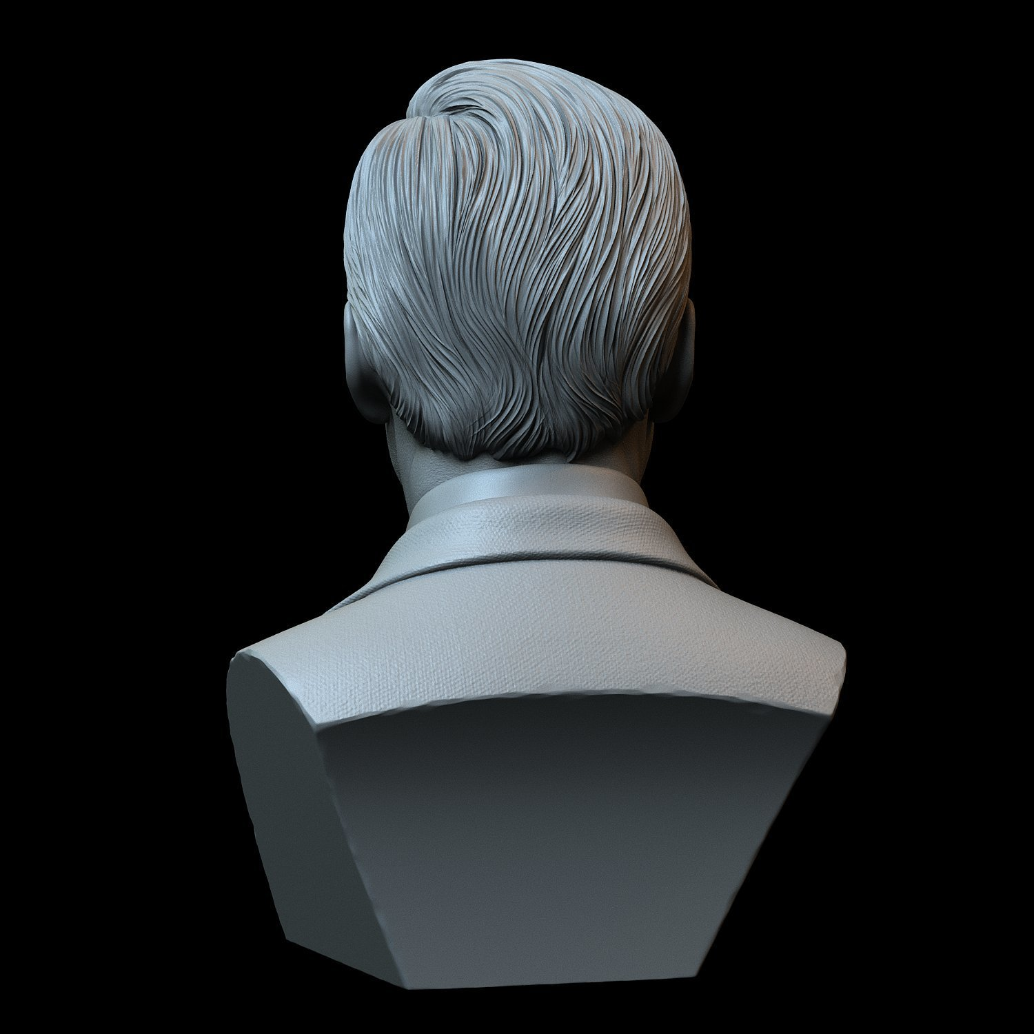 Saul05.jpg Download STL file Saul Goodman aka Jimmy McGill (Bob Odenkirk) from Breaking Bad and Better Call Saul • Model to 3D print, sidnaique
