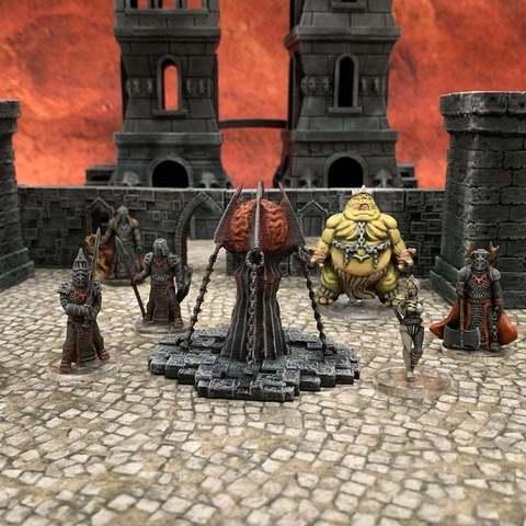 Descargar Modelos 3D para imprimir gratis Pilón infernal, Dutchmogul