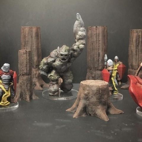 True Gnome (28mm scale Wrath & Ruin preview model)