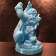 Free stl file Dwarf Rockstar, Dutchmogul
