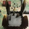 8810dab20b0ee264dcbc5c0f2d665398_preview_featured.jpg Download free STL file Tower of Darkness (28mm/Heroic scale) • 3D printer template, Dutchmogul