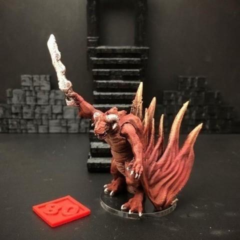 Free 3D printer files Sculptris Dummy: Dragonkin, Dutchmogul
