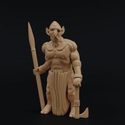 Télécharger fichier impression 3D gratuit Garde des frayères de trolls, Dutchmogul