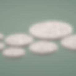 Modèle 3D gratuit Bases miniatures Starcross Stonework Starcross Starcross Stonework, Dutchmogul