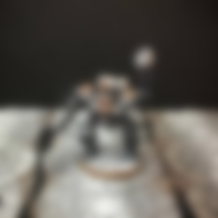 Longshanks.stl Download free STL file Netherforge Longshanks (28mm/Heroic scale) • 3D printable model, Dutchmogul