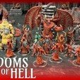 Download free 3D print files Kingdoms of Hell: Piper Demon (28mm/32mm scale), Dutchmogul