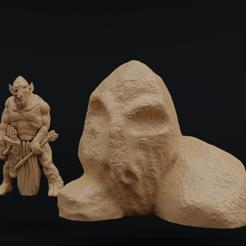Trolli7.png Télécharger fichier STL gratuit Trollstone 7 • Objet pour imprimante 3D, Dutchmogul