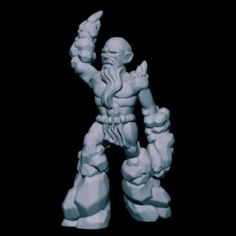 Imprimir en 3D gratis Dummies Sculptris: Gnomos, Dutchmogul
