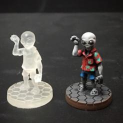Impresiones 3D gratis Graylien Turista (28mm / escala heroica), Dutchmogul