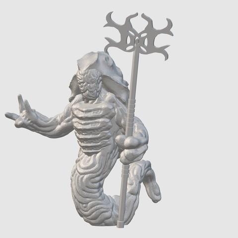 Télécharger plan imprimante 3D gatuit Prêtre Narleth (échelle 28mm/32mm), Dutchmogul