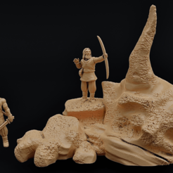 Trollstone3.png Download free STL file Trollstone 3 • 3D printer model, Dutchmogul