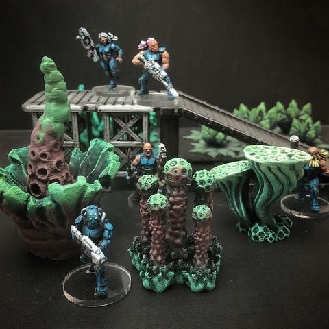 048b70eff95f5785b83244efdf51751e_display_large.jpg Download free STL file Alien Flora series 3 (any scale) • 3D print model, Dutchmogul