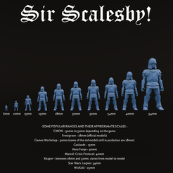 SirScalesby.png Download free STL file Sir Scalesby • 3D printer object, Dutchmogul
