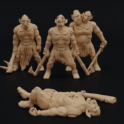 TOllspawnCasq22.png Télécharger fichier STL gratuit Victimes des trolls • Modèle pour impression 3D, Dutchmogul