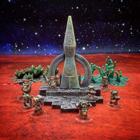 Free 3D model Bygone Monument (any scale), Dutchmogul