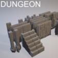 Descargar Modelos 3D para imprimir gratis ZOD Dungeon Theme Bases (28 mm / escala heroica), Dutchmogul