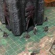 686c9bfe2051faf064e7809b4253e958_preview_featured.jpg Download free STL file Tower of Darkness (28mm/Heroic scale) • 3D printer template, Dutchmogul