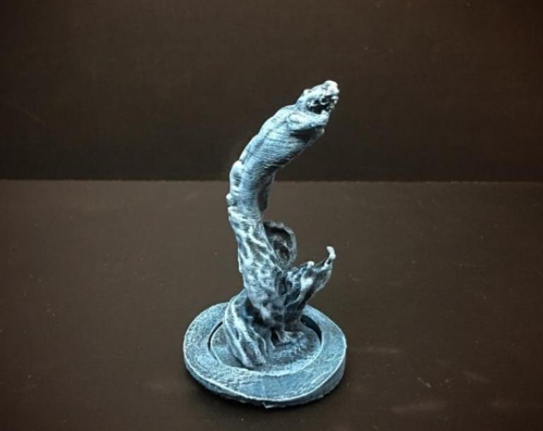 Capture d'écran 2017-01-25 à 15.51.43.png Download free STL file Delving Decor: Water Serpent (28mm/Heroic scale) • 3D print template, Dutchmogul