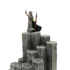 Basalt1.png Download free STL file Sorcerer's Roost • 3D printable object, Dutchmogul