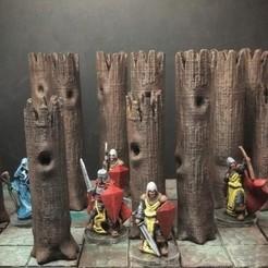 Modelos 3D para imprimir gratis Z.O.D. Madera maldita (escala de 28 mm / heroica), Dutchmogul